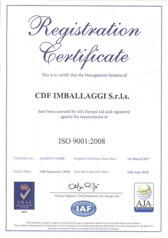 CDF Imballaggi